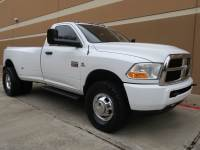 2012 Dodge Ram 3500 ST Single Cab DRW 4WD Diesel 6 Speed