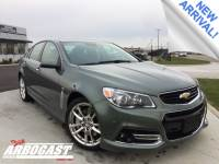 Pre-Owned 2014 Chevrolet SS Base With Navigation