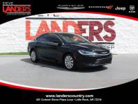 CERTIFIED PRE-OWNED 2016 CHRYSLER 200 LX FWD 4DR CAR