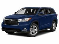 Certified Pre-Owned 2015 Toyota Highlander Limited SUV in Dublin, CA