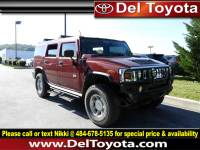 Used 2003 HUMMER H2 4DR WGN For Sale | Serving Thorndale, West Chester, Thorndale, Coatesville, PA | VIN: 5GRGN23U33H121409