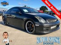 Used 2004 INFINITI G35 Base Coupe