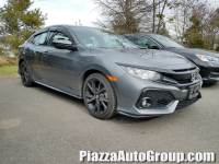 Certified 2017 Honda Civic Hatchback Sport in Limerick, PA