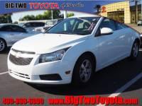 Used 2014 Chevrolet Cruze 1LT Auto 1LT Auto Sedan w/1SD in Chandler, Serving the Phoenix Metro Area