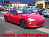 Certified Pre Owned 2014 Scion FR-S 2 Door Coupe Coupe 6M for Sale in Chandler and Phoenix Metro Area