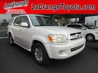 Pre-Owned 2005 Toyota Sequoia 4dr Limited Rear Wheel Drive SUV