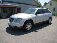 Pre-Owned 2006 Chrysler Pacifica 4d SUV AWD Touring All Wheel Drive Station Wagon