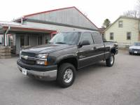Pre-Owned 2004 Chevrolet Silverado 2500 4WD Ext Cab HD LT Four Wheel Drive Standard Bed