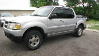 Pre-Owned 2002 Ford Explorer Sport Trac 4d SUV 4WD