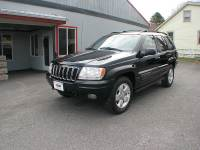 Pre-Owned 2001 Jeep Grand Cherokee 4d SUV 4WD Limited V8 Four Wheel Drive Sport Utility