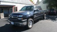 Pre-Owned 2005 Chevrolet 1-Owner Silverado 2500 4WD Crew Cab HD LT Four Wheel Drive Standard Bed