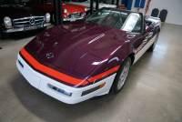 1995 Chevrolet Corvette Indy 500 Pace Car Convertible Pace Car