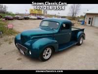 1941 Plymouth Arrow Pickup Base
