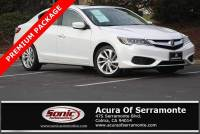 Used 2016 Acura ILX 2.4L w/Premium Package (A8) For Sale in Colma CA   Stock: PGA022058   San Francisco Bay Area