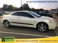 2009 Pontiac G6 GT Convertible V-6 cyl