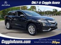 Certified 2016 Acura RDX RDX with Technology Package SUV in Jacksonville FL
