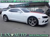 2011 Chevrolet Camaro 2SS Coupe * Only 66k Miles! * SS Red Leather! *