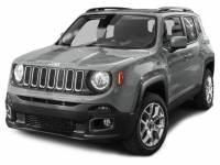 2015 Jeep Renegade Latitude 4WD Latitude