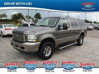 2004 Ford Excursion Eddi SUV V8 Diesel