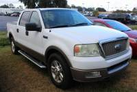 2004 Ford F-150 SuperCrew Truck SuperCrew Cab for sale in Savannah