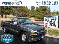 1999 Chevrolet Silverado 1500 Regular Cab Short Bed 2WD