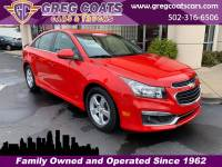 2016 Chevrolet Cruze Limited RS PACKAGE