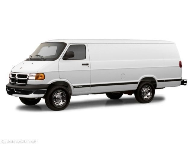 Photo 2003 Dodge Ram 1500 127 WB Full-size Cargo Van For Sale in Erie PA