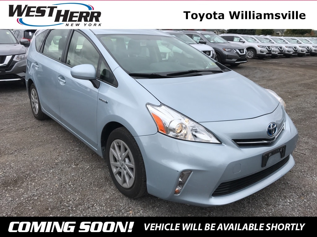 Photo 2012 Toyota Prius v Three Wagon For Sale - Serving Amherst