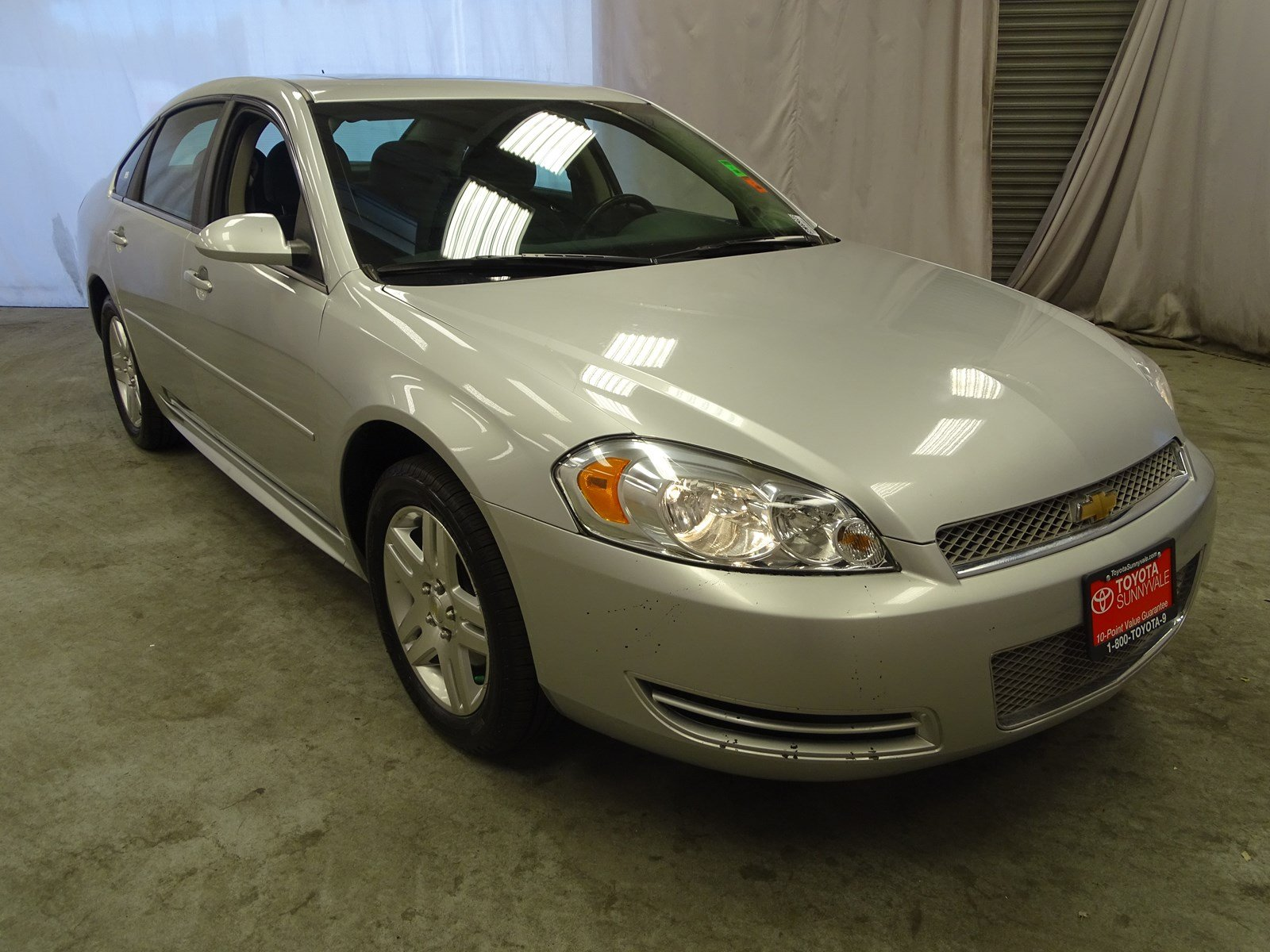 Photo Used 2014 Chevrolet Impala Limited LT For Sale in Sunnyvale, CA