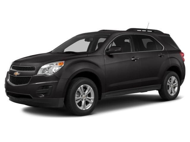 Photo Used 2014 Chevrolet Equinox LS SUV Automatic All-wheel Drive in Chicago, IL