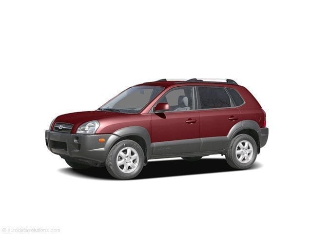 Photo Used 2005 Hyundai Tucson GLS GLS SUV in Chandler, Serving the Phoenix Metro Area
