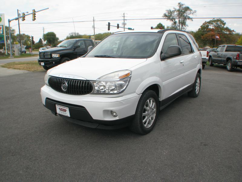 Photo Pre-Owned 2006 Buick Rendezvous 4d SUV AWD CX All Wheel Drive Sport Utility