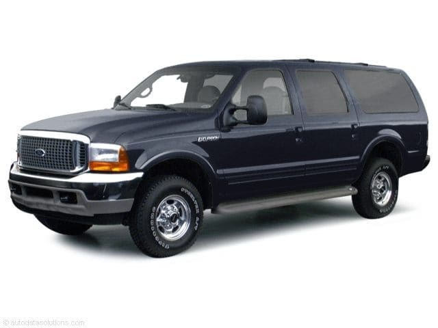 Photo Used 2000 Ford Excursion Limited SUV in Merced, CA