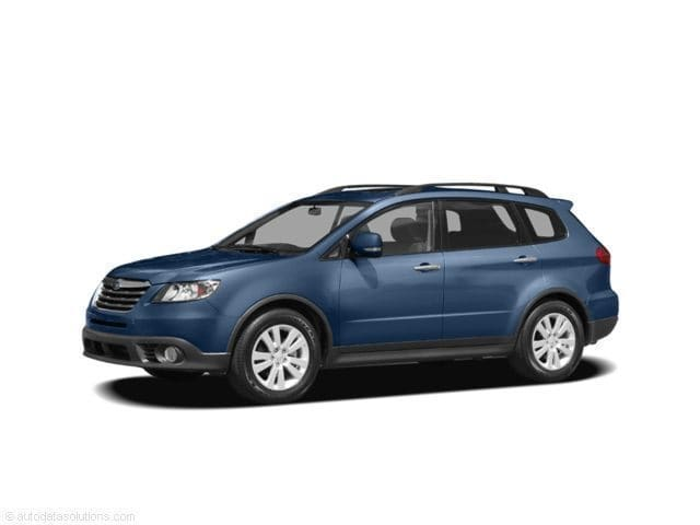 Photo Used 2008 Subaru Tribeca Limited 7-Passenger wDVDNavi SUV All-wheel Drive in Bennington, VT