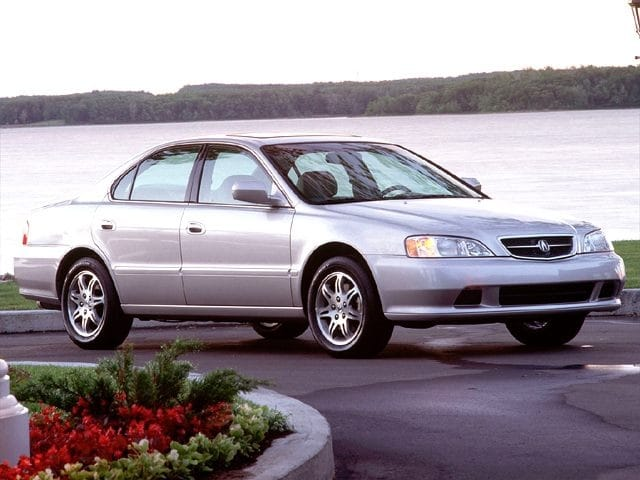 Photo Used 2000 Acura TL 3.2 Sedan For Sale in Asheville, NC