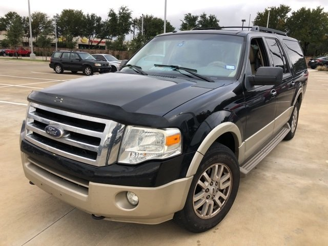 Photo Used 2009 Ford Expedition EL King Ranch For Sale Grapevine, TX