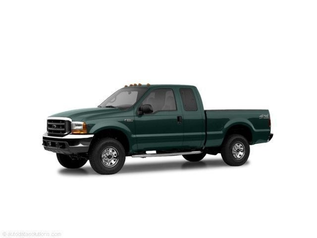 Photo Used 2003 Ford F-250 For Sale in Doylestown PA  1FTNX21P23ED07220