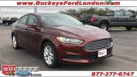 2016 Ford Fusion SE Sedan iVCT