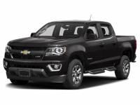 2017 Chevrolet Colorado Z71 Truck Crew Cab