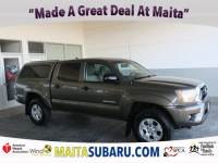 Used 2012 Toyota Tacoma PreRunner Available in Sacramento CA