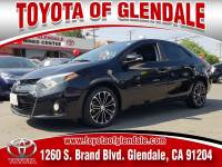 Used 2016 Toyota Corolla S Plus For Sale | Glendale CA | Serving Los Angeles | 5YFBURHE7GP420615