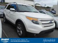 2011 Ford Explorer Limited 4WD Limited in Franklin, TN