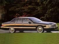 1992 Buick Roadmaster Limited Sedan Rear-wheel Drive