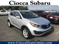 Used 2013 Kia Sportage LX For Sale in Allentown, PA