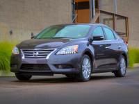 2015 Nissan Sentra SV Sedan Front-wheel Drive