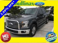 Used 2016 Ford F-150 XLT Truck SuperCrew Cab V-8 cyl in Kissimmee, FL