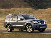 Pre-Owned 2009 Nissan Pathfinder LE RWD 4D Sport Utility