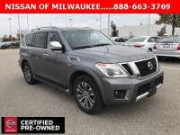 2018 Nissan Armada SL SUV For Sale in Madison, WI