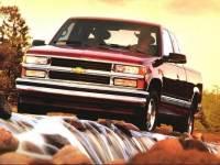 1997 Chevrolet K1500 Silverado Truck Extended Cab