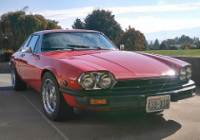 Just In and new to our inventory. 1976 Jaguar XJS Chev L78 402 V8 – Stunning and Fast.